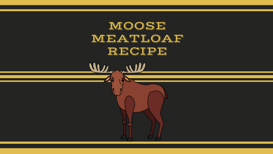 how to cook ground moose meat