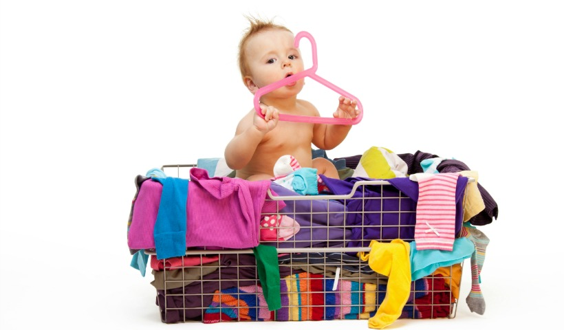 how much clothes do kids need