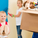 tips home staging with kids moving house family friendly neighbourhoods moncton dieppe riverview