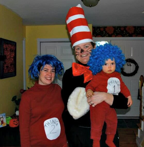 cat in the hat family halloween costumes  sc 1 st  Pickle Planet Moncton & cat in the hat family halloween costumes u2022 Pickle Planet Moncton