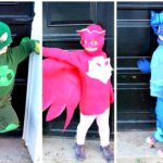 pj masks halloween costume family of five