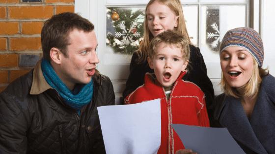 Christmas carols power folk music bring together pickle planet Moncton barra macneils