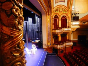 capitol theatre stage moncton