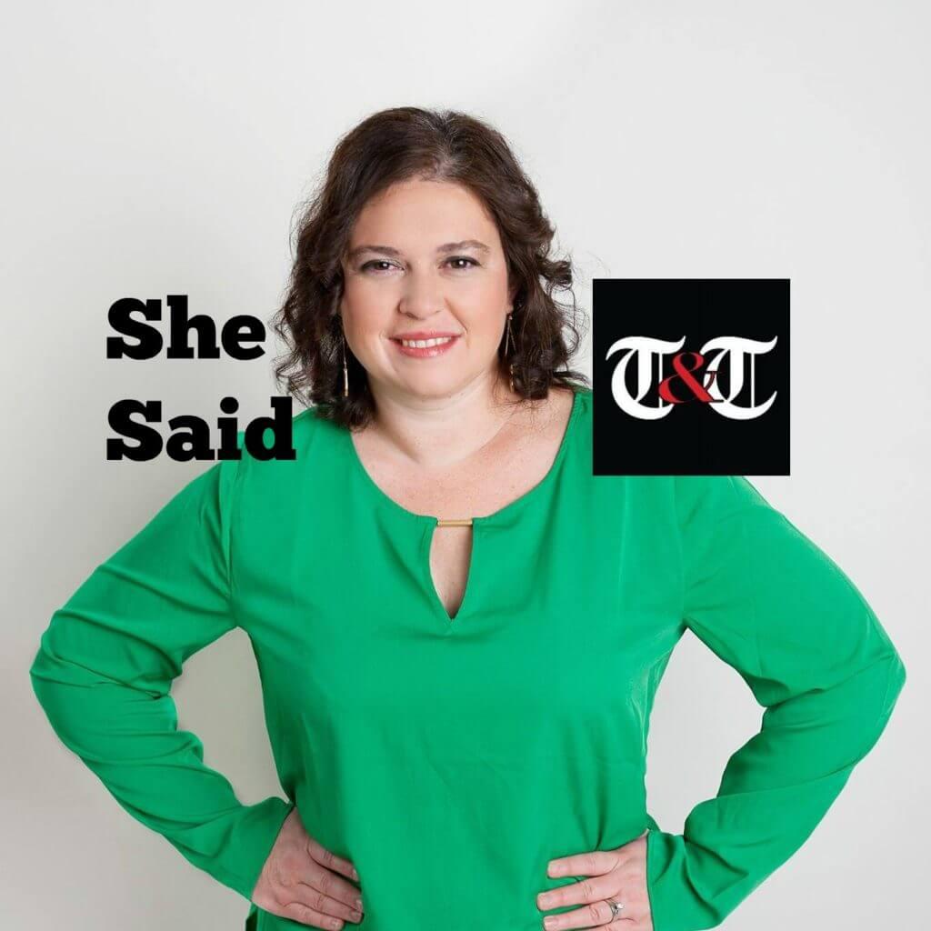 jenna morton she said times transcript
