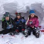 winter weekend fun kids moncton