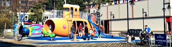 octonauts playground halifax waterfront