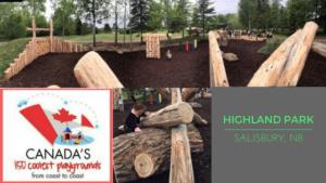 salibury highland park canada 150 coolest playgrounds