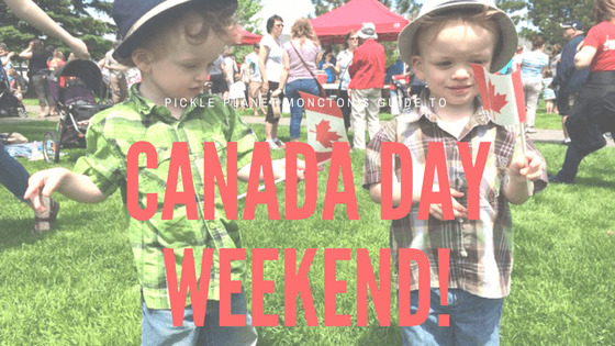 canada day weekend moncton