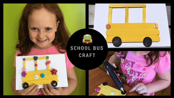School bus craft pickle planet moncton for Craft schools in nc