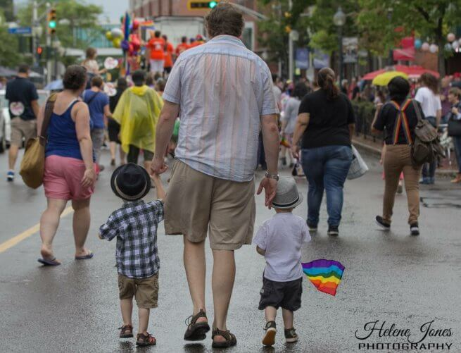 pickle planet pride parade moncton
