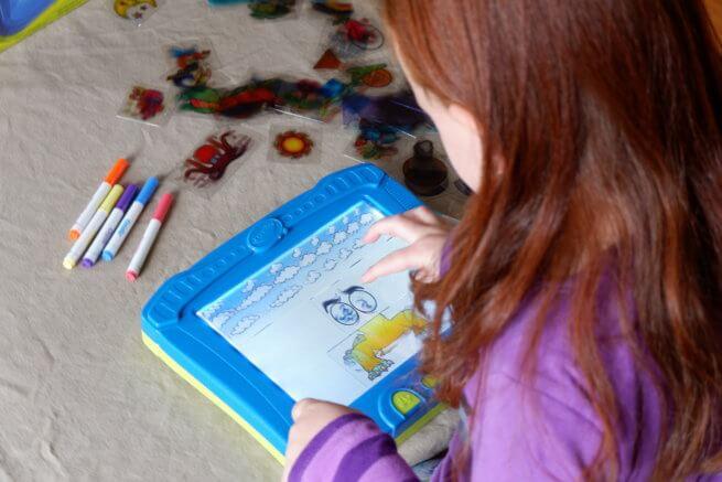 crayola magic scene creator review
