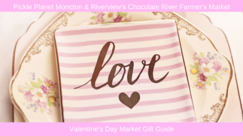 Valentine's Day Gift Ideas from the Chocolate River Farmer's Market Vendors