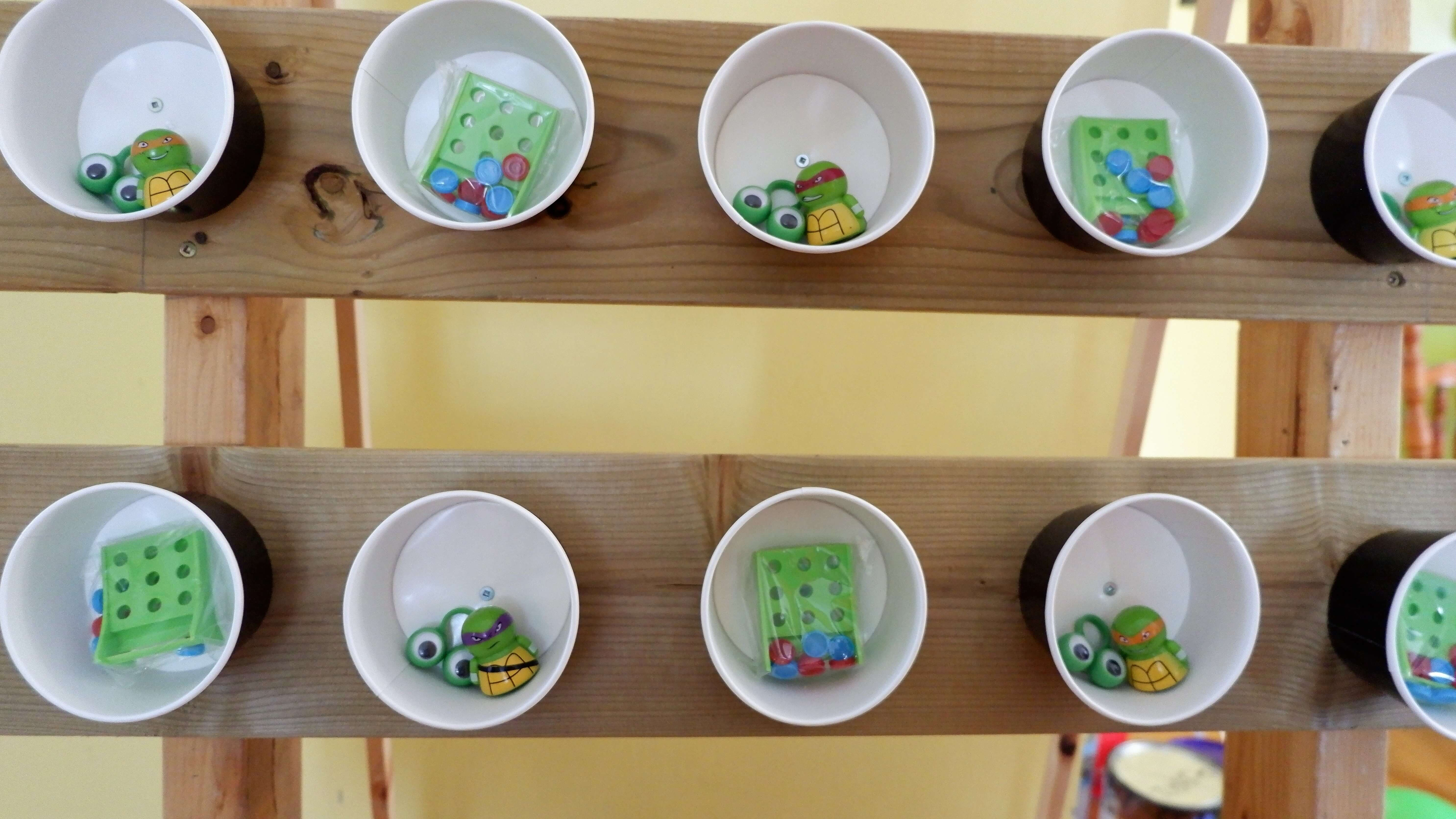 how to make Reusable Prize Punch a Bunch Game Birthday Party pinata ideas