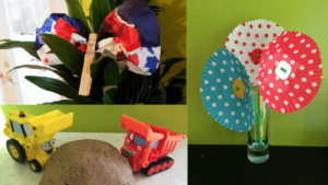 spring craft ideas toddler preschool kids march break