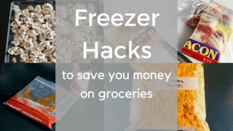 stock freezer foods delicious on a dime save money foods bulk