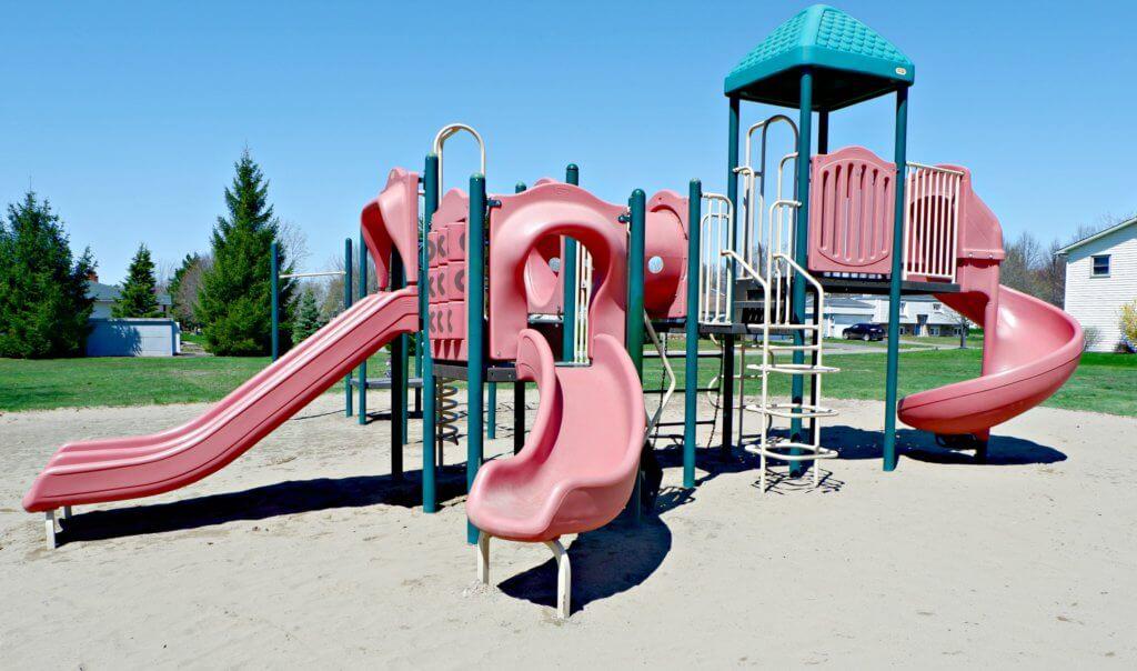 best playground park moncton riverview dieppe Goldsboro Park slides