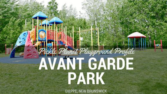avant garde moncton riverview dieppe best playground park pickle planet