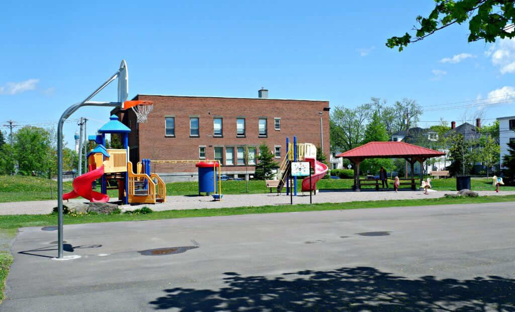 prince edward playground moncton dieppe riverview best parks basketball