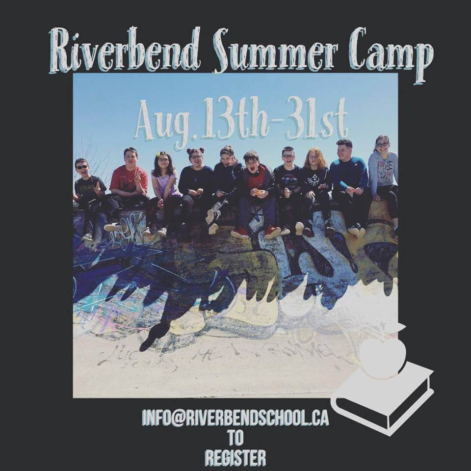 riverbend community school moncton summer camp