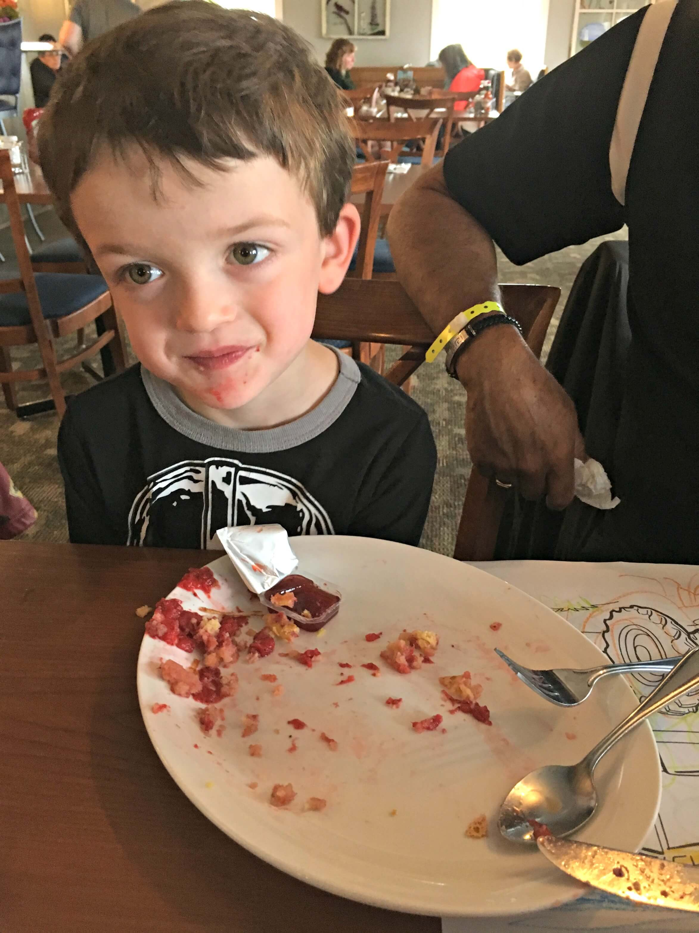 cavendish pei where to eat with kids family friendly chez yvonne pickle planet