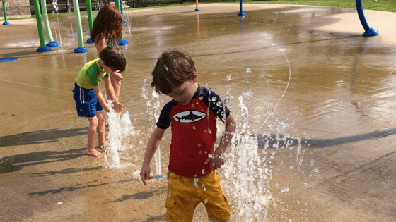 summer splash pad Moncton things to do family kids riverview Dieppe new Brunswick activities events weekend