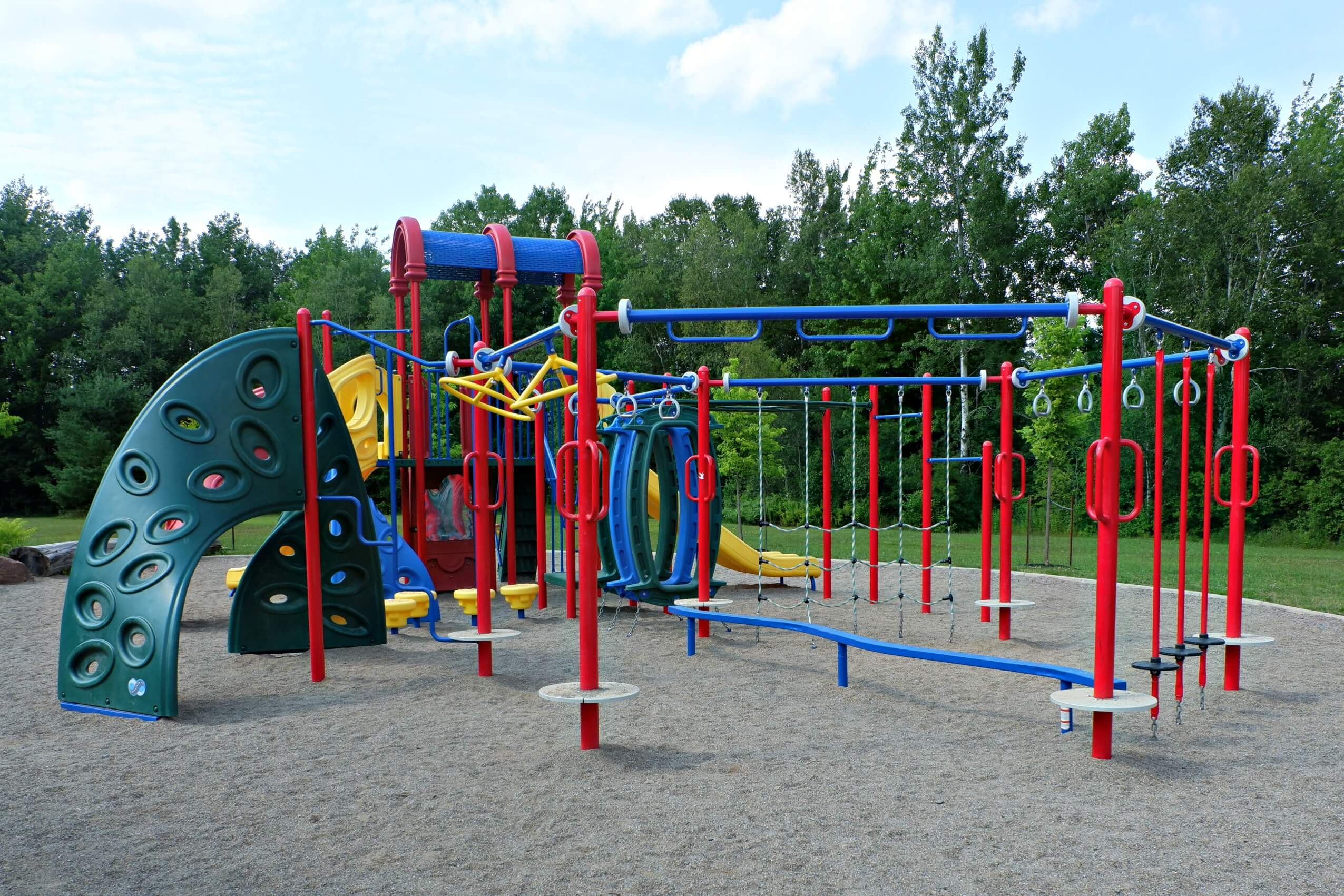 pauline frizzell park playground moncton riverview dieppe best pickle planet review climbing structures
