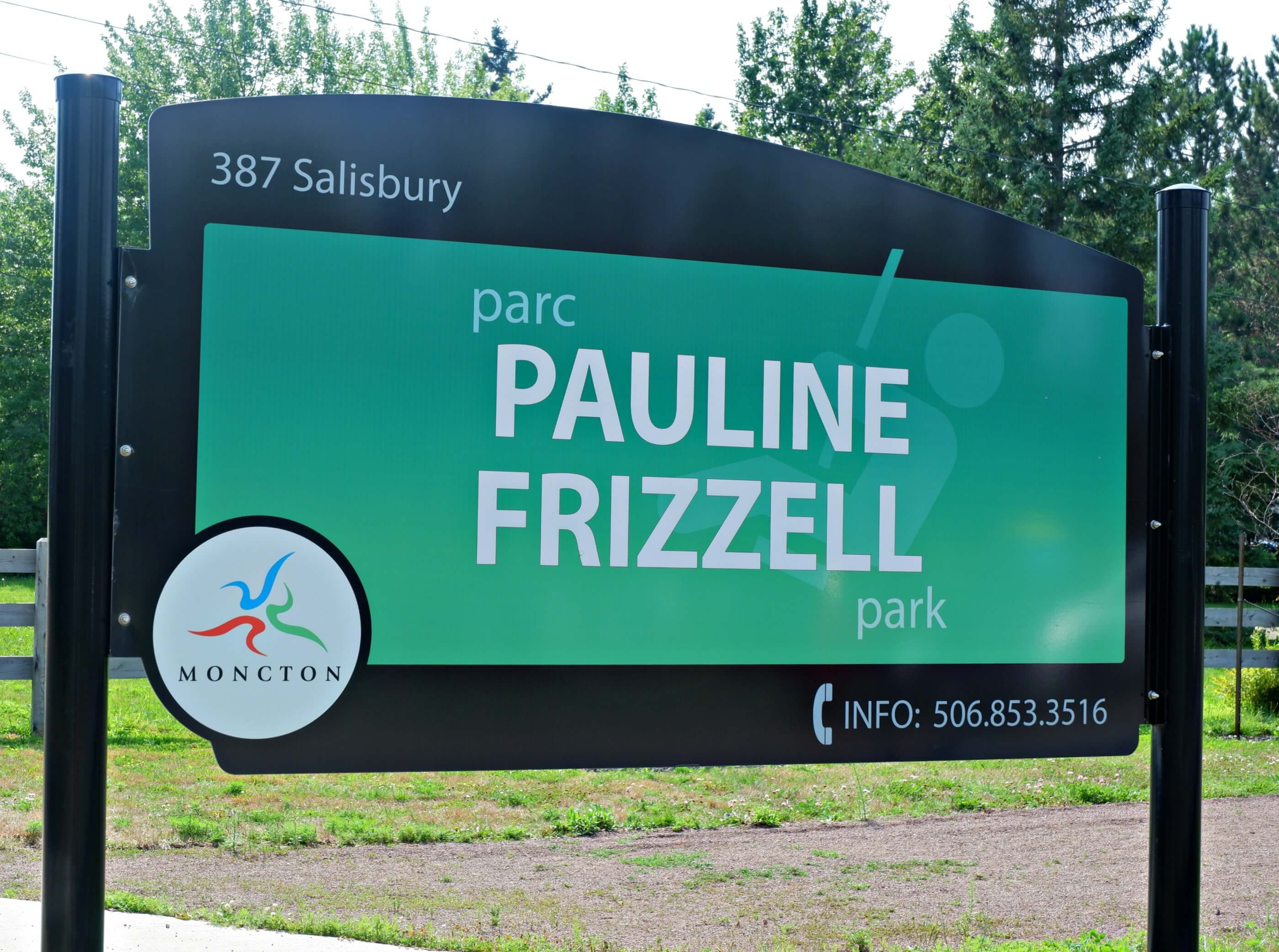 pauline frizzell park playground moncton riverview dieppe best pickle planet review