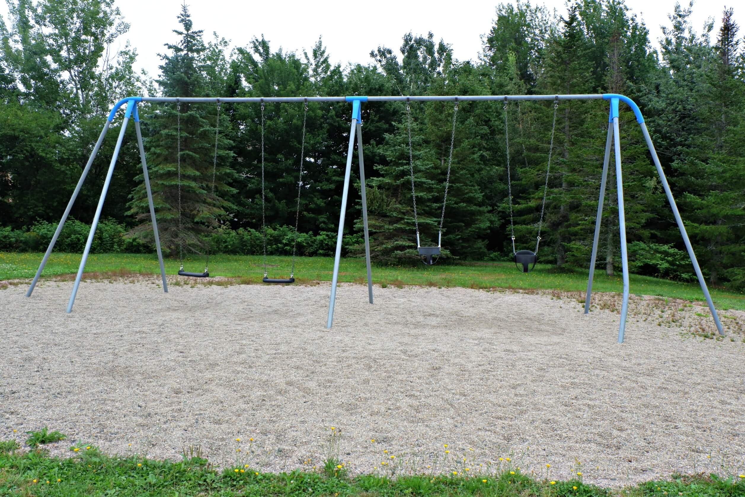 best playground park dieppe moncton riverview new brunswick rue isabelle centrale swings