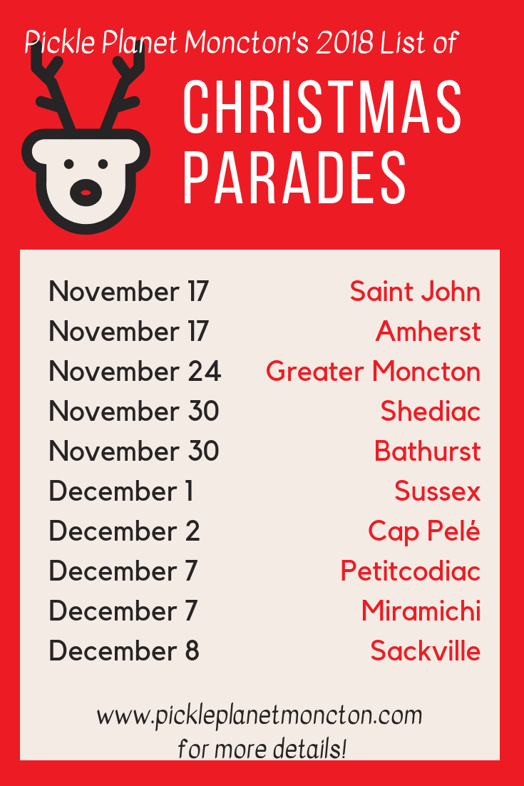 christmas santa parade 2018 new Brunswick events activities holiday lights Moncton Dieppe riverview Sackville shediac (3)