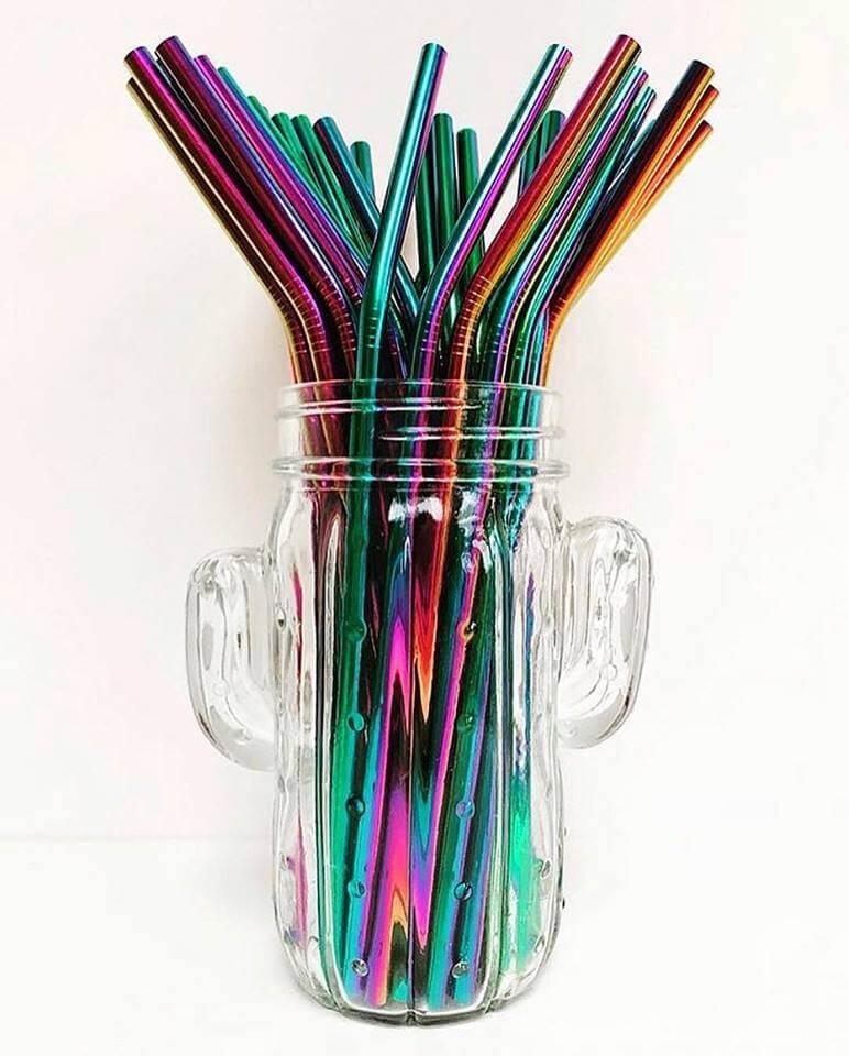 sequoia downtown reusable straws eco friendly gifts moncton dieppe riverview teacher thank you