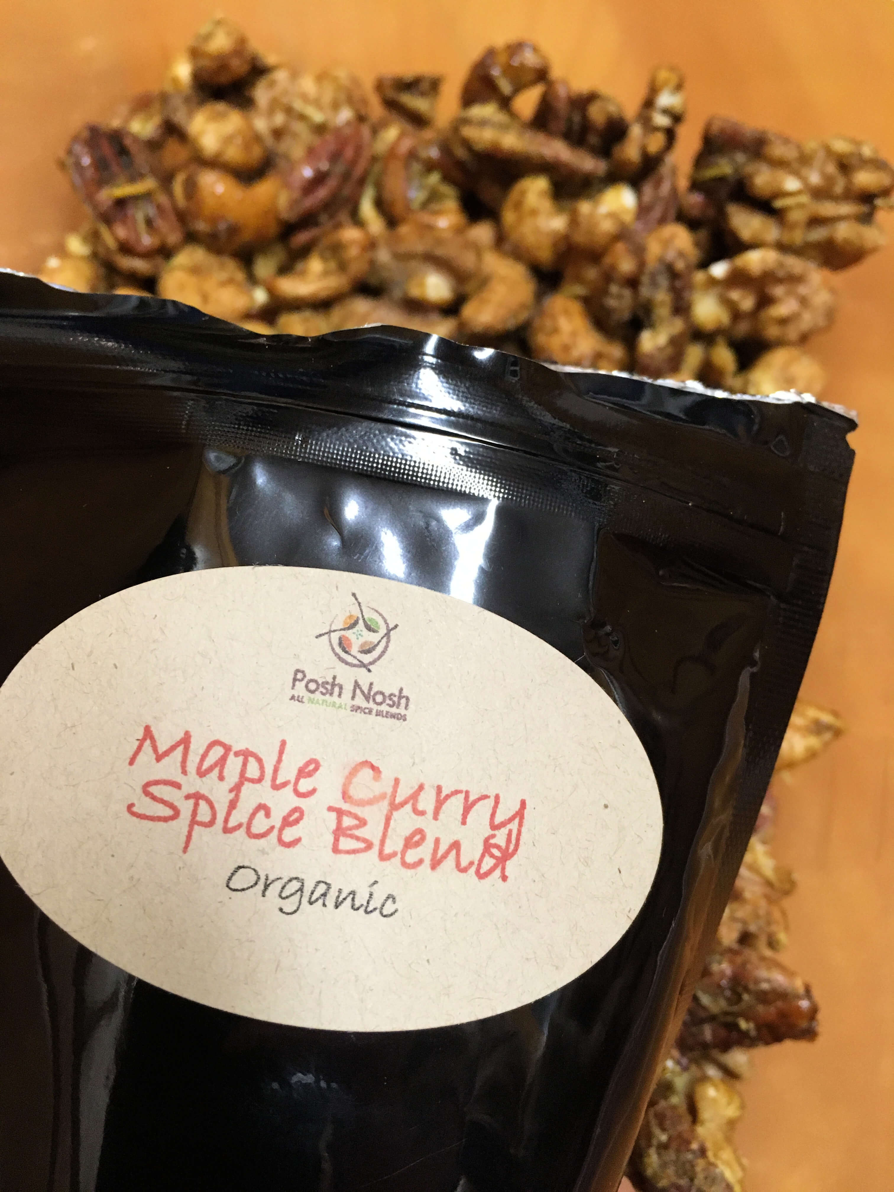 sequoia downtown posh nosh spice blends gifts foodies teachers thank you christmas local moncton riverview dieppe