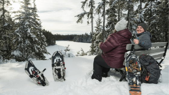 riverview winter carnival pickle planet podcast snowshoe