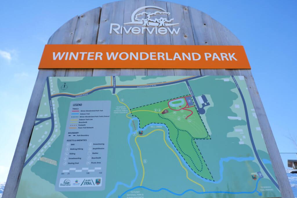 riverview winter wonderland
