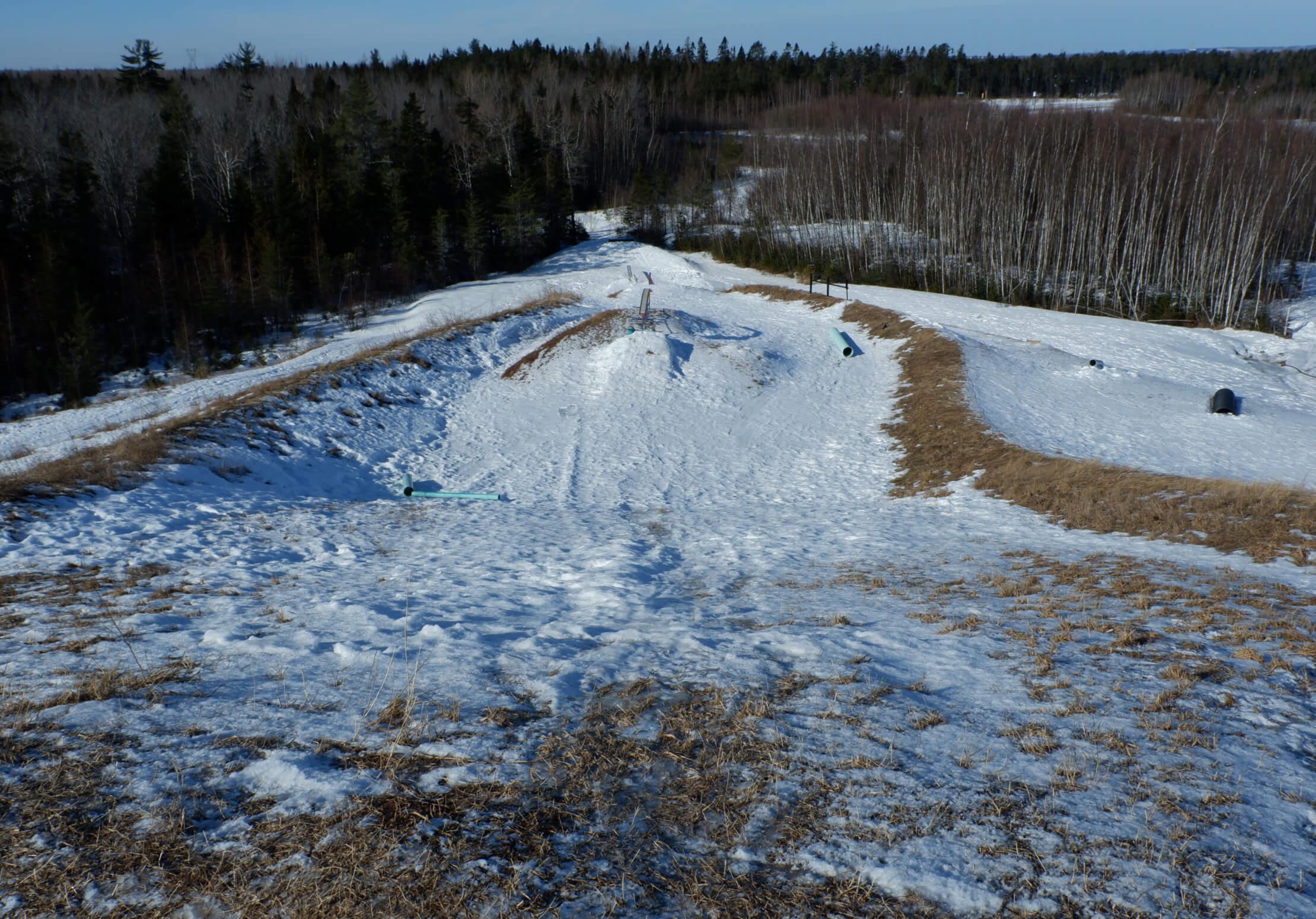 snowboarding riverview winter wonderland park pickle planet