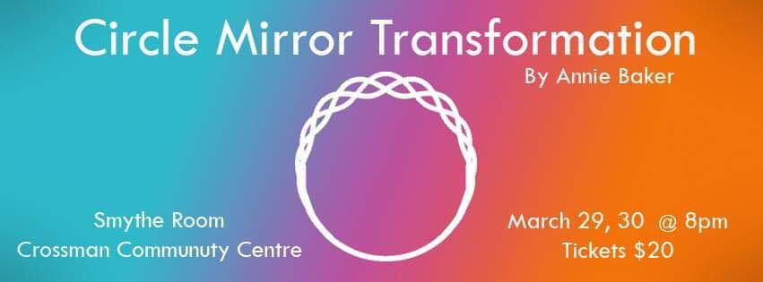 hubcity theatre circle mirror transformation date night idea moncton