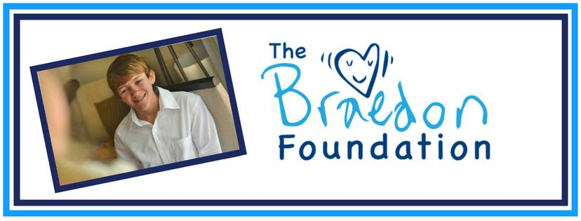 Braedon Foundation podcst new brunswick charity critically ill children