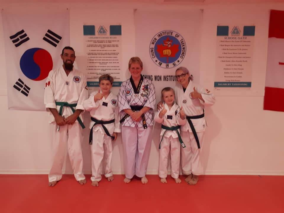 family activities together parents children salisbury tae kwon do moncton pickle planet