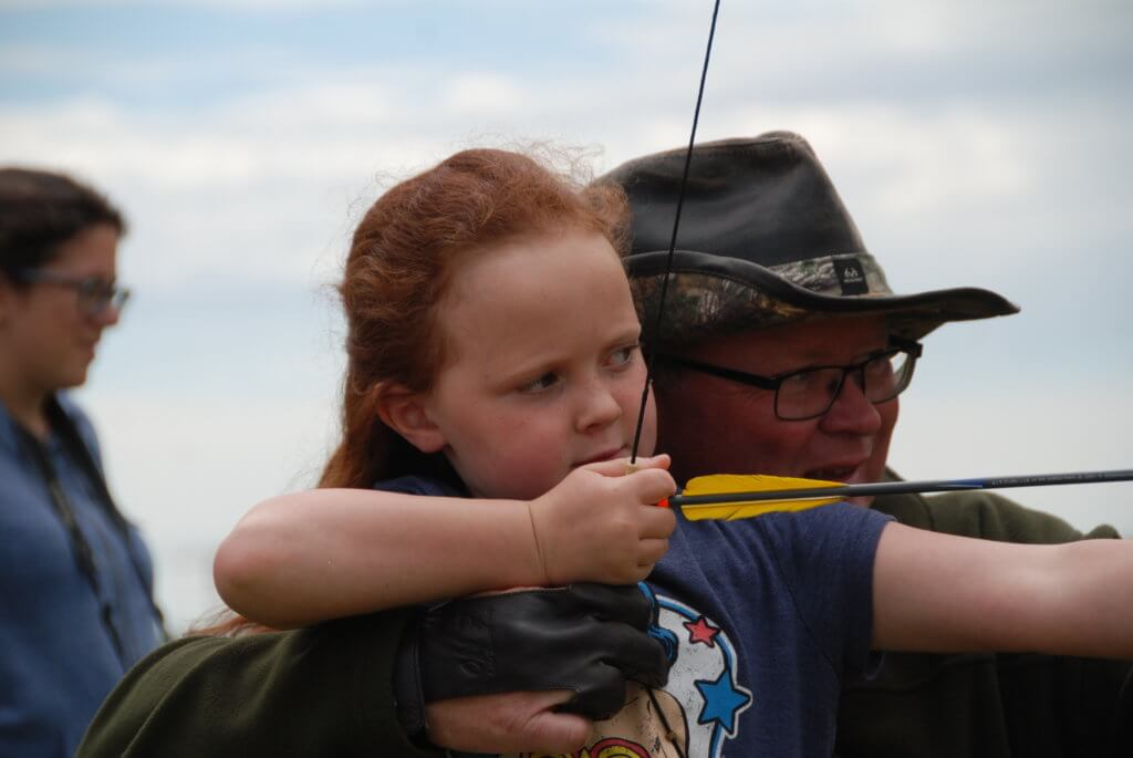 moncton highland games archery