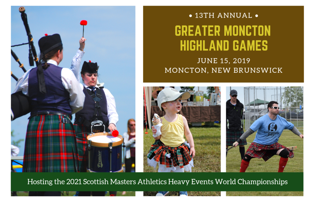 moncton highland games pickle planet