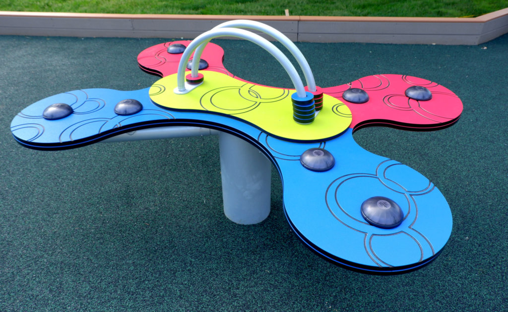 rebecca schofield all world super play park riverview moncton playground castle pulse game accessible