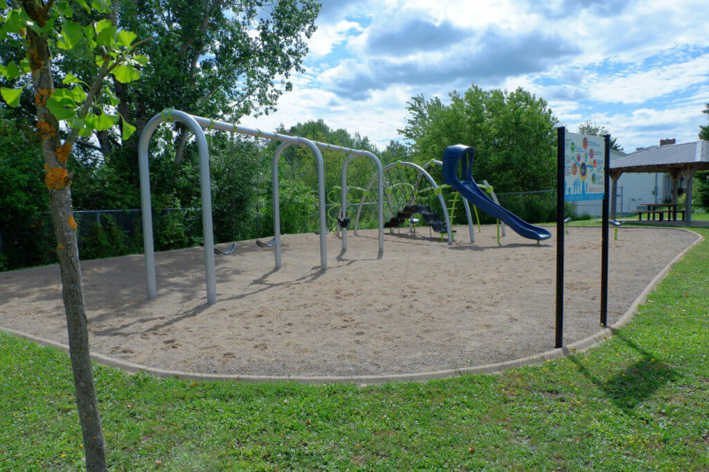 bond drive moncton park playground family friendly pickle planet