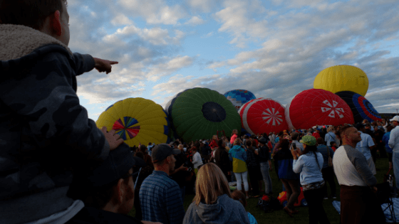 balloon festival sussex september pickle planet weekend fun moncton