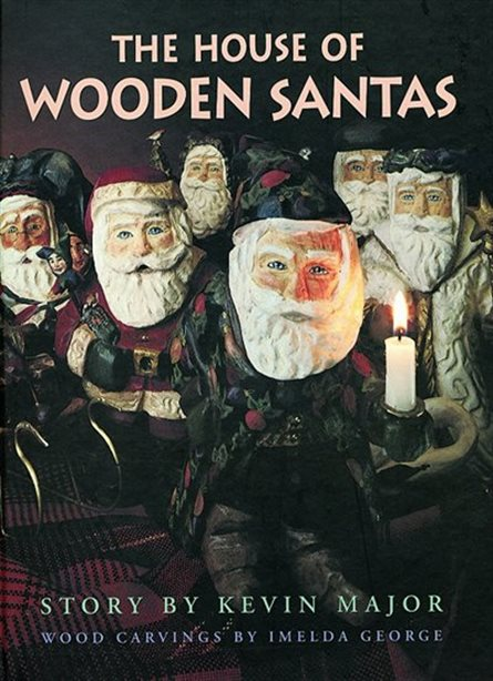 house of wooden santas christmas advent books stories young families children