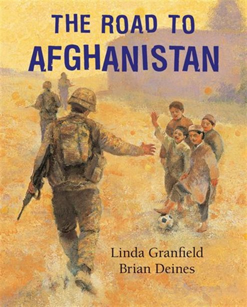 remembrance day books for young kids the road to afghanistan