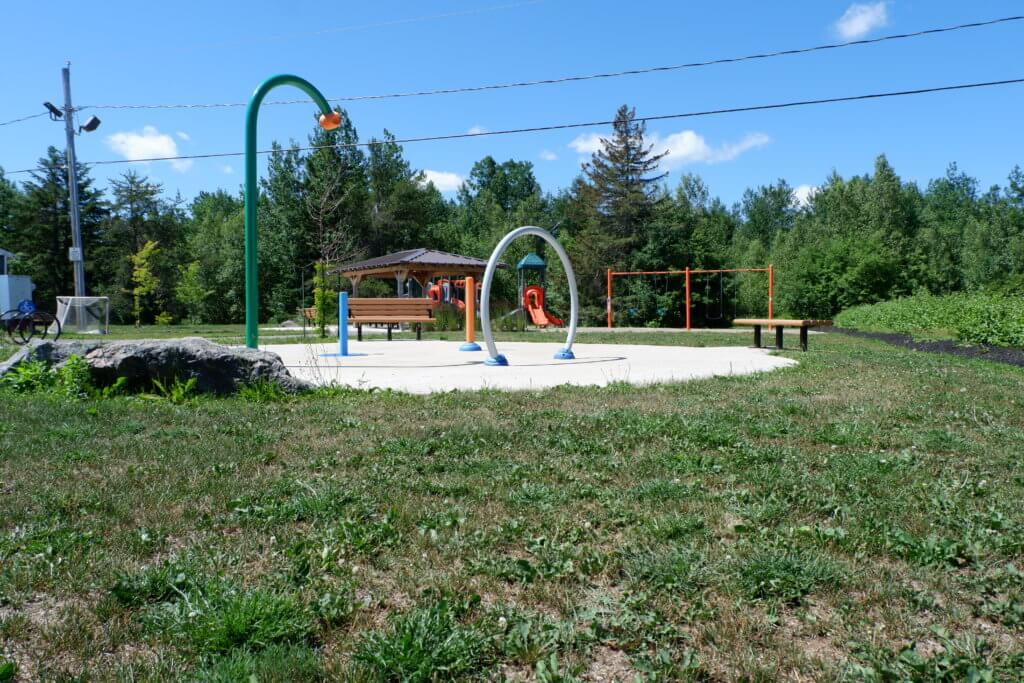 candlewood park playground moncton highway water feature pickle planet