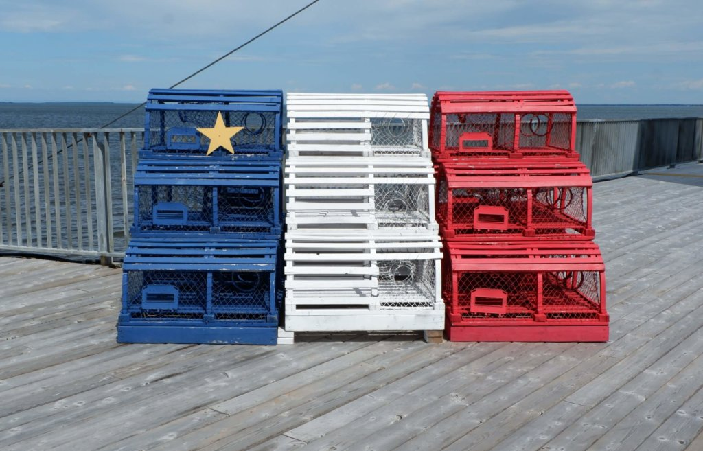 national acadian day caraquet shippigan peninsula lobster traps family events
